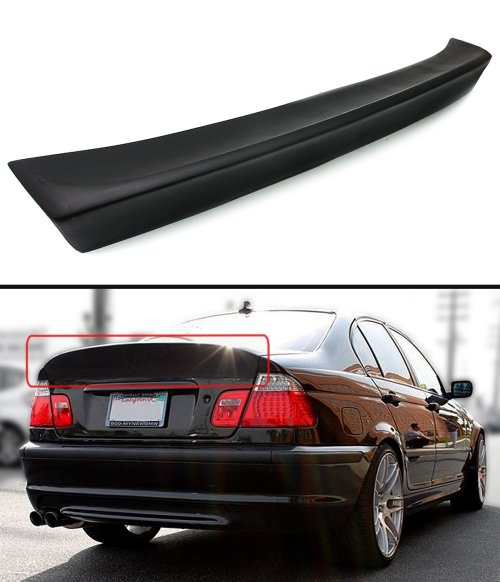 small resolution of get quotations csl style rear trunk duckbill highkick spoiler wing for 1999 2005 bmw