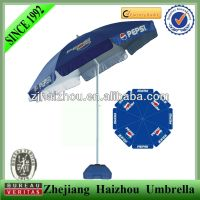 Outdoor Pepsi Beach Umbrella - Buy Pepsi Beach Umbrella ...