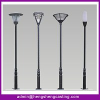 Lamp Post Height Sale By Manufacture Cast Iron Street Lamp ...