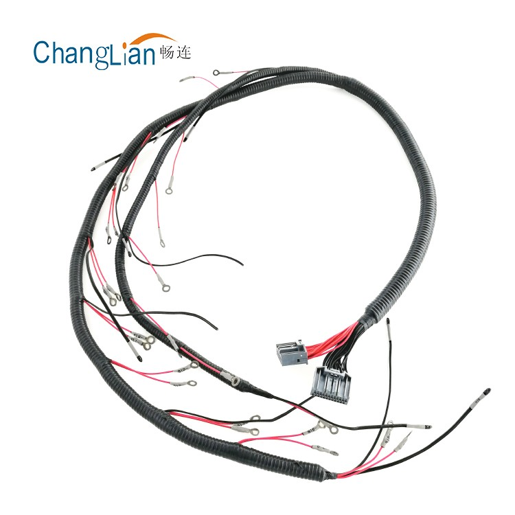 Oem /odm Automotive Wiring Harness For Honda Usb Wire