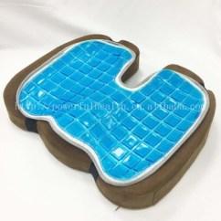 Chair Cushion Foam Swing Plastic Cooling Gel Pad Seat Premium Ultra Soft High Comfort Make Cool Your