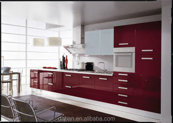 kitchen wall mounted cabinets how to create a pantry in small for purple color can match lighted mirror