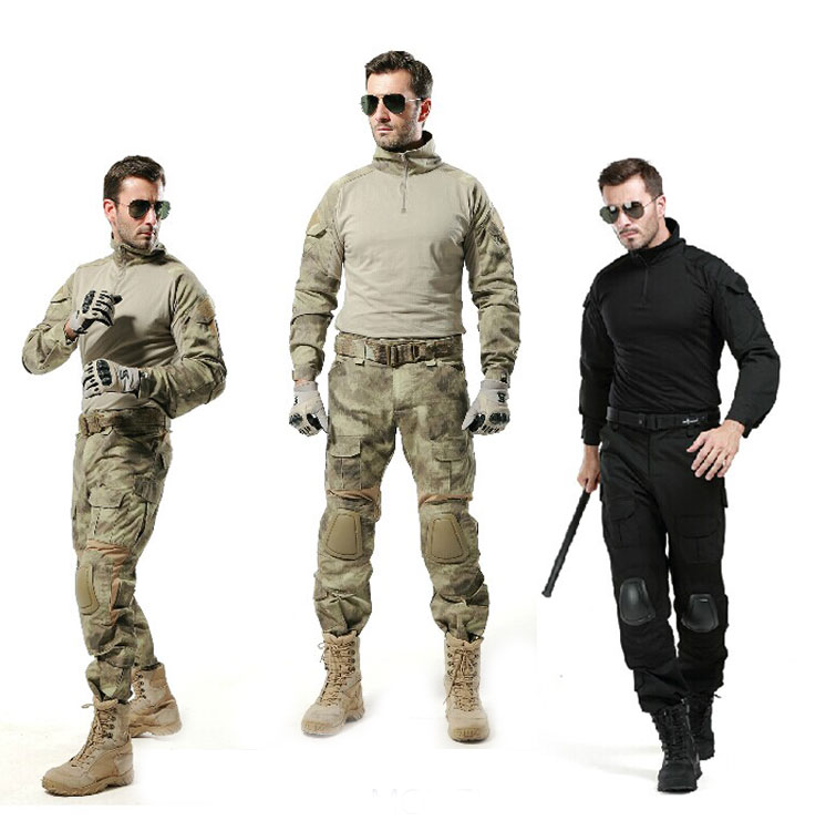 Military Uniform Swat Black Military Uniform Custom