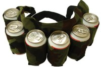 Beer Can Holder,Belt Beer Holder Belt,Foam Drink Holder ...