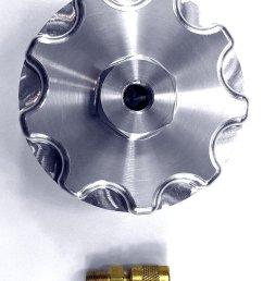 elonn aluminum fuel filter housing cap for 2010 2017 dodge ram 2500 3500 4500 5500 6 7l cummins diesel engine  [ 972 x 1300 Pixel ]