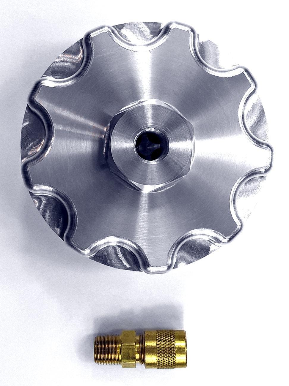 hight resolution of elonn aluminum fuel filter housing cap for 2010 2017 dodge ram 2500 3500 4500 5500 6 7l cummins diesel engine