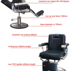 Revolving Chair For Kitchen Square Bean Bag Strong Belmont Barber Parts - Buy Chair,strong Chair,barber ...