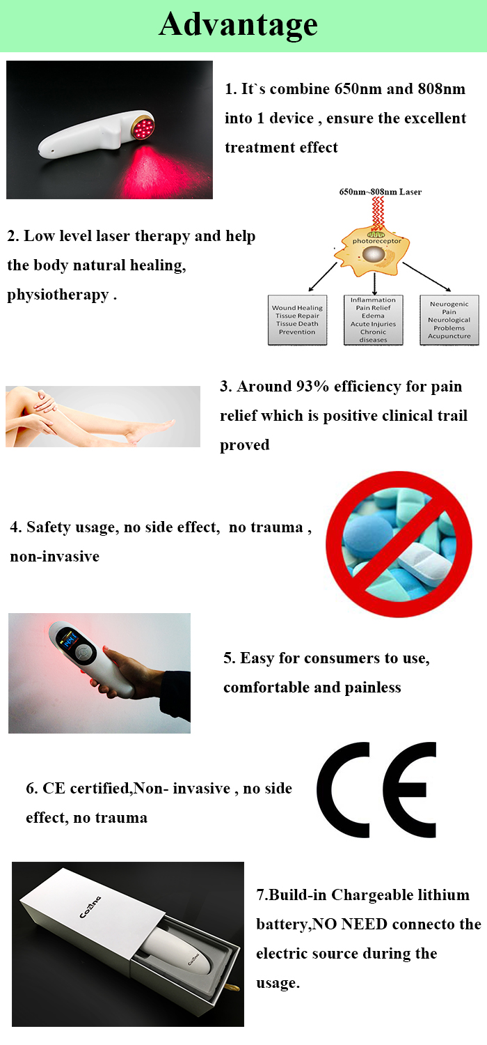808nm Household Medical Pain Relief Remedies Heating ...