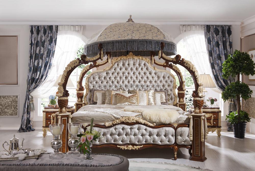 Italian  French Rococo Luxury Bedroom FurnitureDubai Luxury Bedroom Furniture Set  Buy Luxury