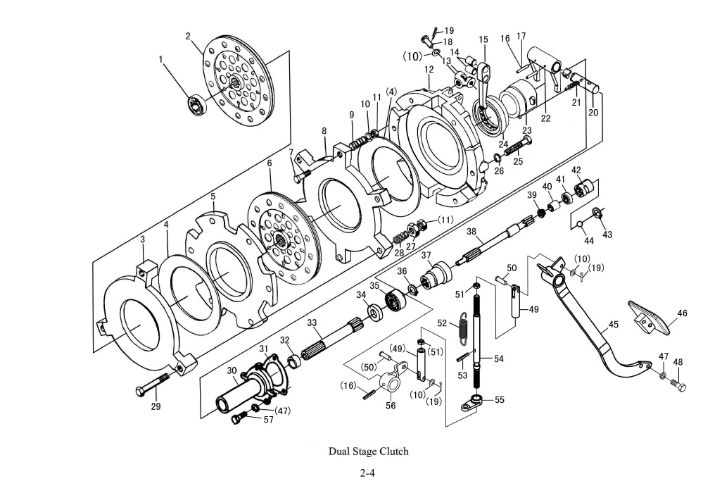 Simplicity 4040 Wiring Diagram Ignition