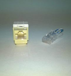 get quotations t1 loopback plug and jack rj45 testers carrier or equipmet loop back [ 1000 x 1000 Pixel ]