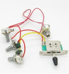 cheap volume pot wiring find volume pot wiring deals on line at guitar wiring harness 3 way toggle switch 2 volume 2 tone 250k gold [ 1024 x 1024 Pixel ]
