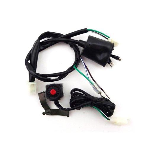 small resolution of buy tc motor engine wiring harness loom for 50cc 70cc 90cc 110cc 125cc 140cc 150cc 160cc