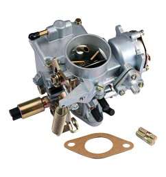 get quotations alavente carburetor carb for vw volkswagen beetle karmann ghia 30 31 pict 3 type [ 1300 x 1300 Pixel ]