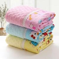 Organic Bamboo Baby Blankets,Muslin Swaddle For Newborn ...