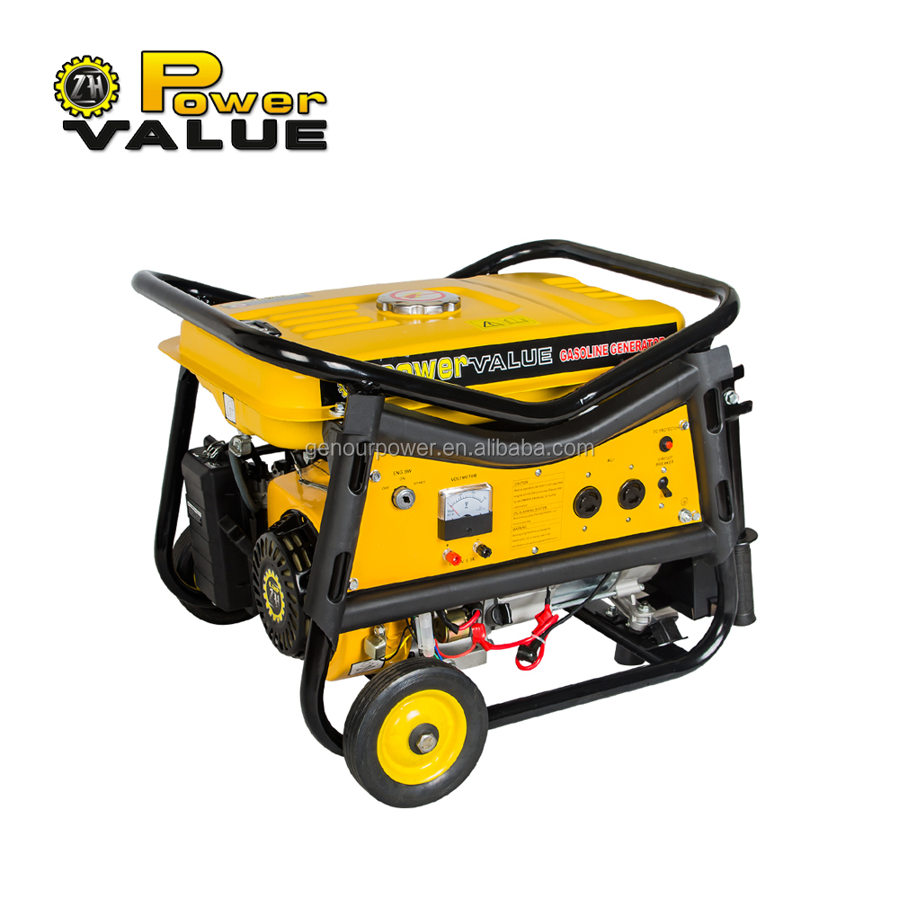 medium resolution of top quality gasoline generator with strong generac portable generator parts