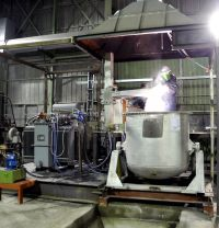Small Copper Concentrate Ore Smelting Furnace - Buy Small ...