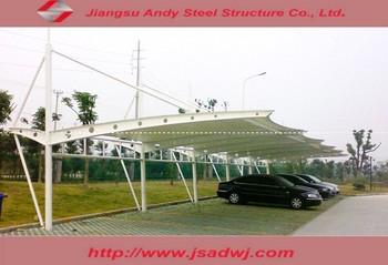 kanopi baja design steel carport canopy