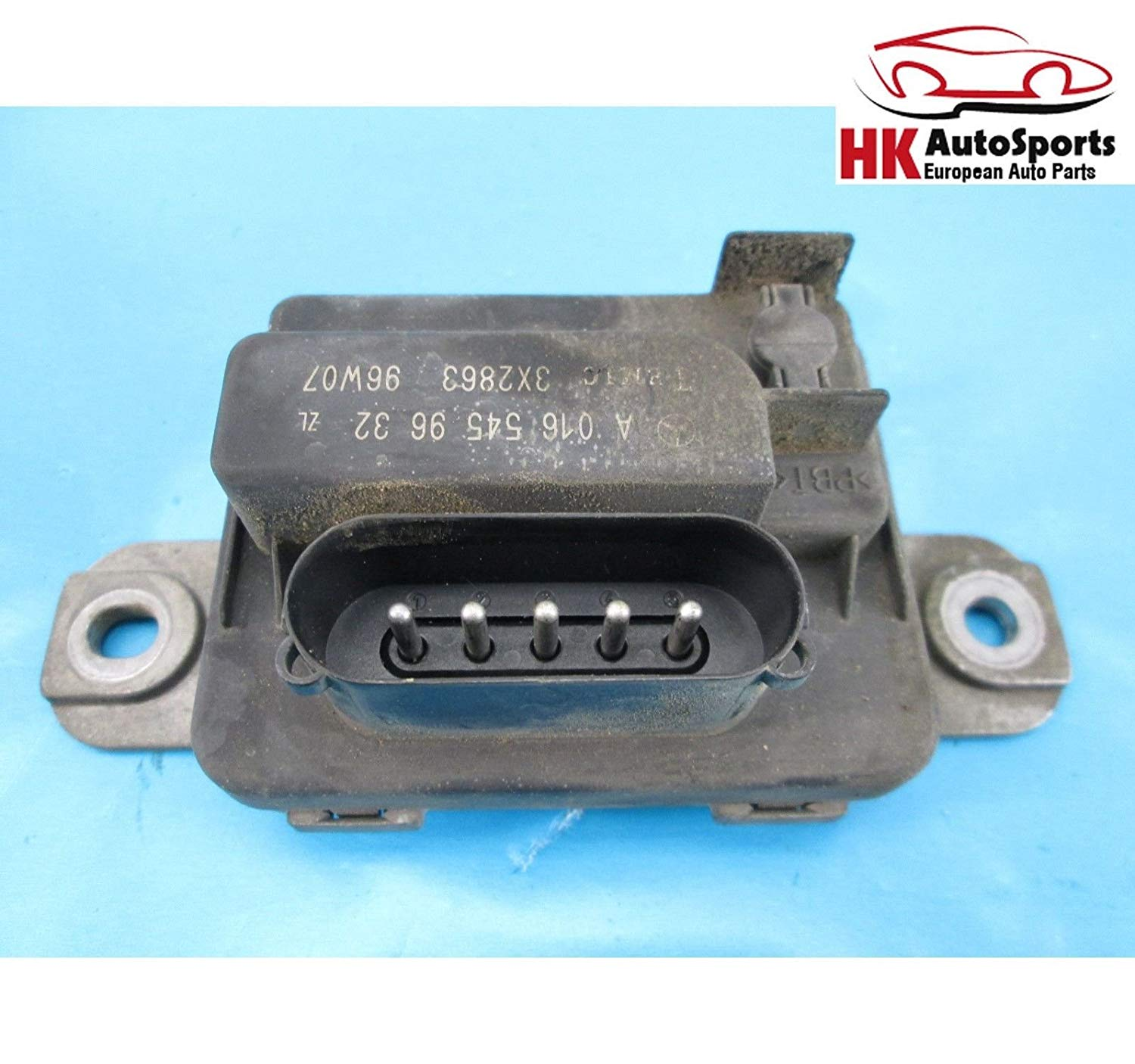 hight resolution of get quotations mercedes benz clk320 clk430 clk55 s500 sl500 auxiliary fan control relay module