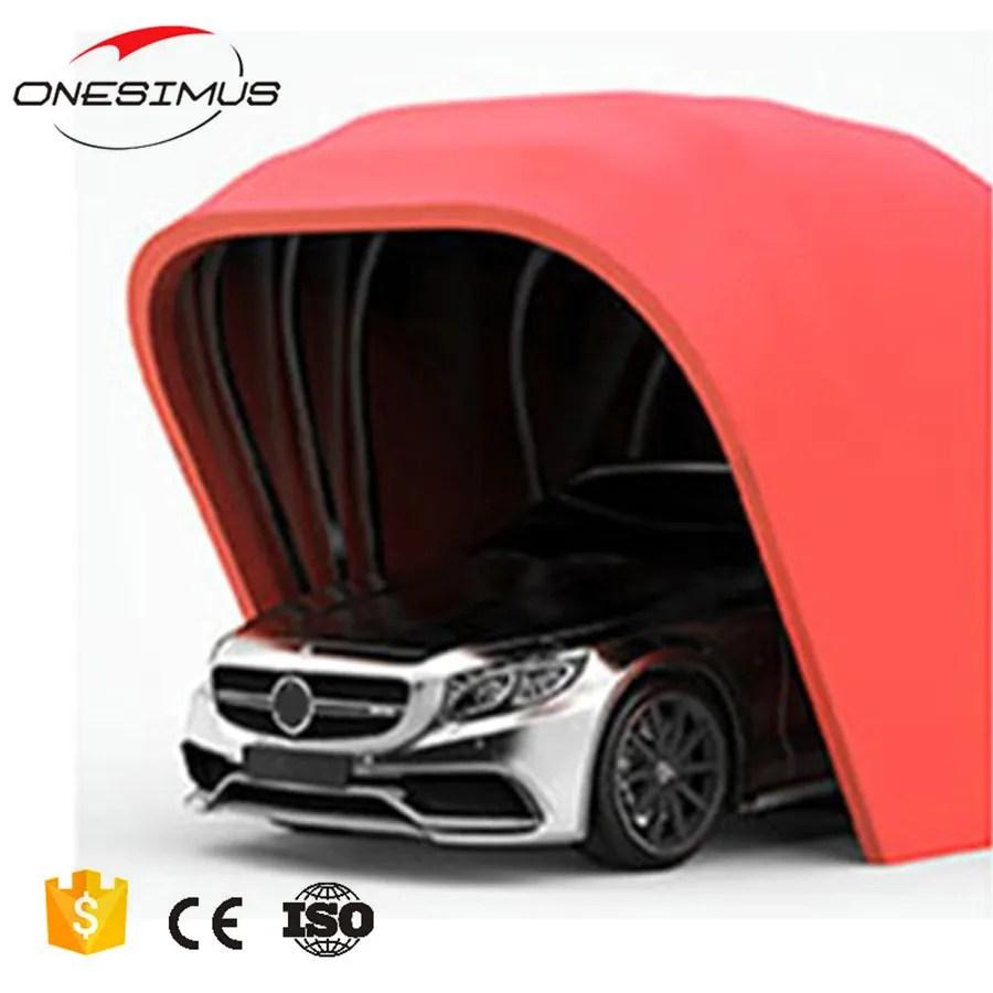 baseus outil portable pliable et retractable structure en acier pour l exterieur voiture garage buy garage de voiture portable port de