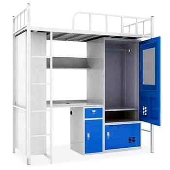 Loft Bed With Computer Desk Bunk Bed With Desk College Dorm Loft Beds Buy Loft Bed With Computer Desk Bunk Bed With Desk College Dorm Loft Beds Product On Alibaba Com