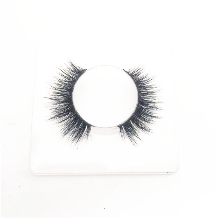Handmade 100% fluffy 3d real mink lashes eyelashes private