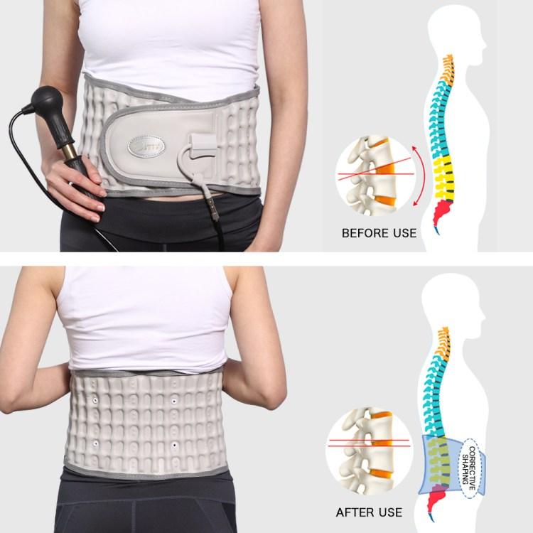 Waist Protection Back Hip Brace Waist Belt Lumbar Support Brace