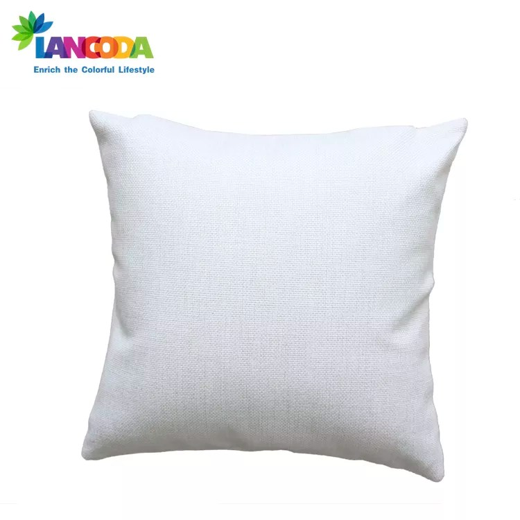 12x12 inches 16x16 inches linen sublimation pocket book pillow cover buy sublimation pocket pillow cover linen sublimation pillow cover sublimation