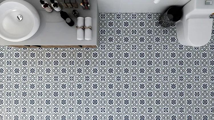 parking floor tiles design