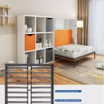 Motor Driven Side Mount Wall Mounted Bed Horizontal Pull Down Murphy Single Beds Cabinet For Sale Murphy Wall Bed Buy Motor Driven Wall Bed Horizontal Murphy Beds For Sale Horizontal Murphy Bed Cabinet