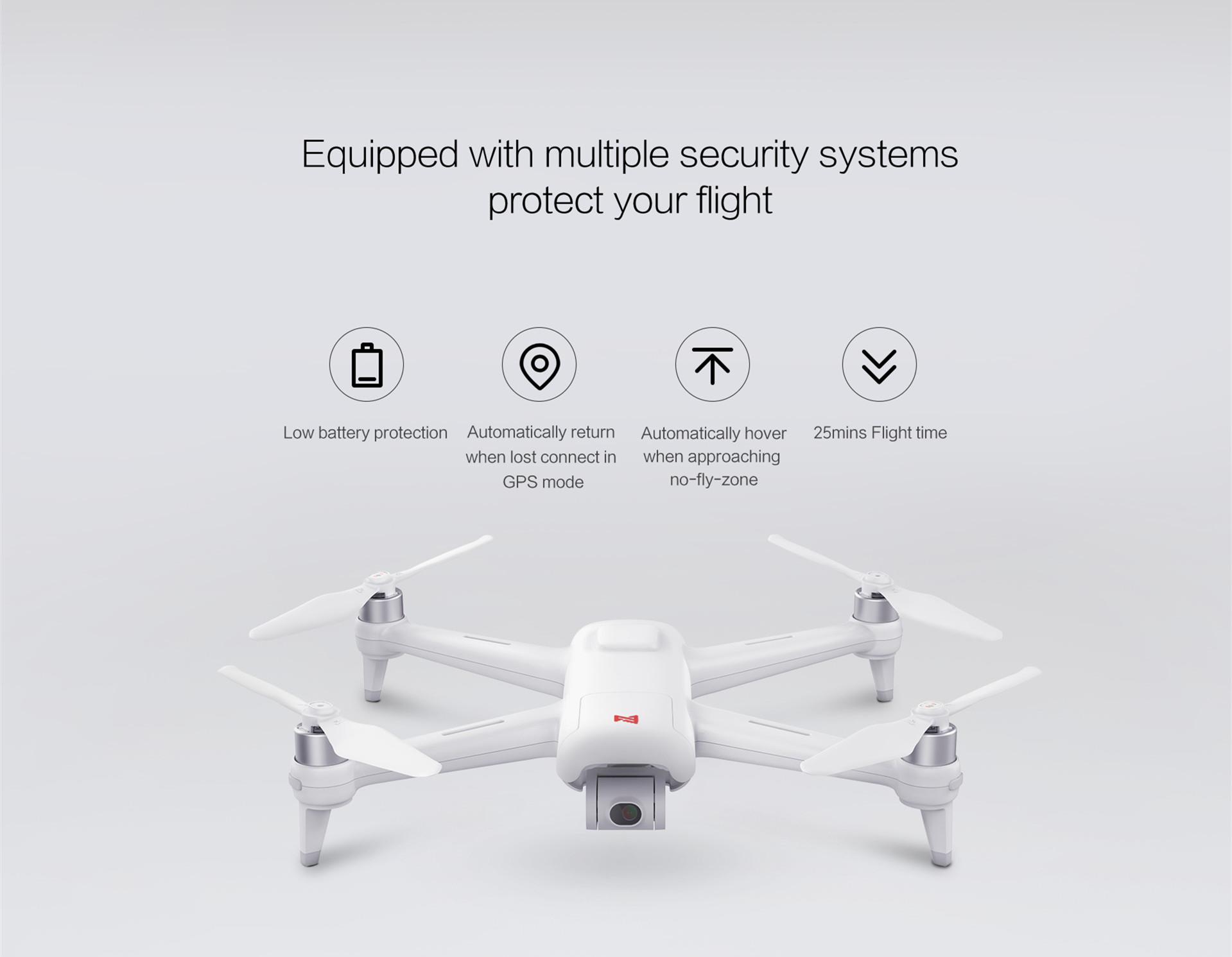 2020 Xiaomi mi Drone FIMI A3 With 1080P Camera GPS Drone 5.8G 1KM FPV 25min | eBay