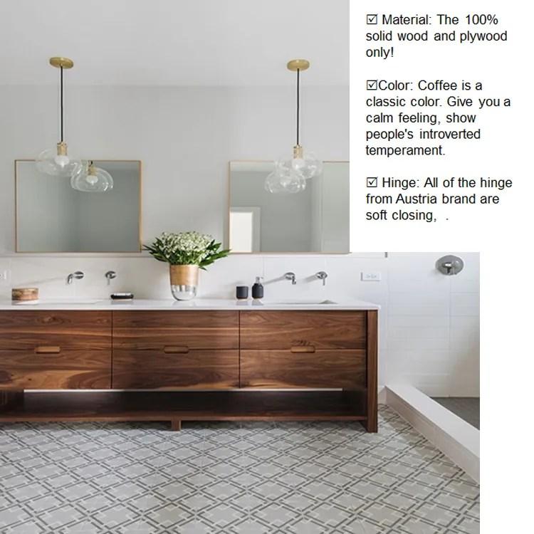 Double Modern Makeup Wooden Bathroom Vanity Cabinets With Mirror Lights Buy Vanity Mirror Double Vanity Modern Bathroom Vanity Product On Alibaba Com