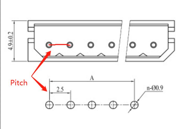 Gh1.25 4pin Automotive Connector Ghr-04v-s 21 Circuit Ecu