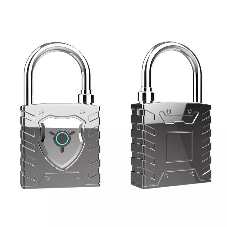 Best Quality Fingerprint Smart Padlocks, Application Smart Locks,fingerprint padlock bluetooth smart