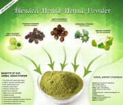 nature henna powder hair