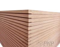 28mm Waterproof Wbp Phenolic Plywood Board Apitong ...