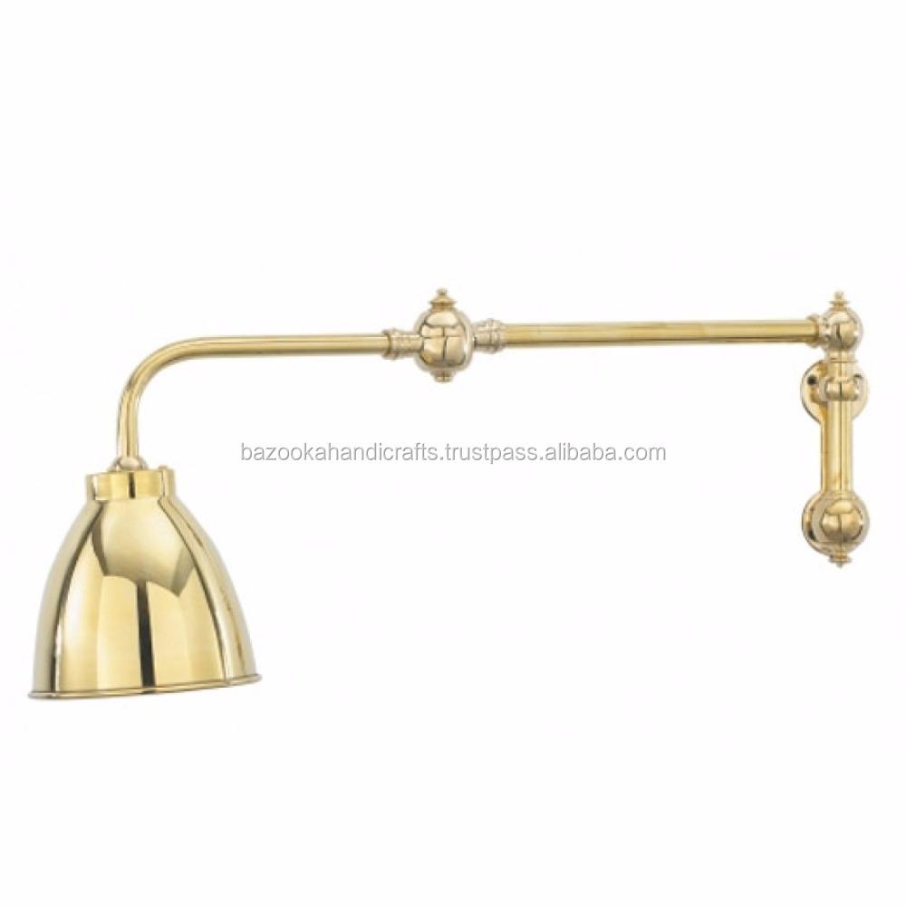 hight resolution of shiny polished ship lamp nautical ships chart lamp swivel arm solid brass swing old vintage lamp view nautical ship chart lamp bazooka product details