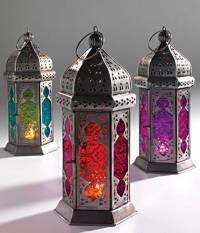 Moroccan Hanging Lamp Lantern - Buy Arabian Lamps And ...