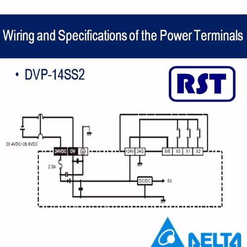 small resolution of delta ss series digital extension module plc controller