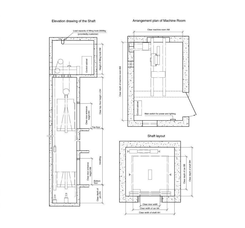 Passenger Elevator,Residential Elevator,Home Elevator,High