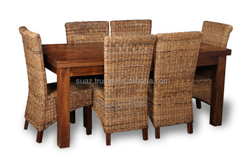fancy living room tables futon decor cane dining table furniture custom bamboo