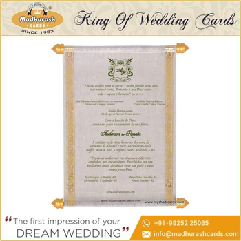 Click Customize To Change Size Beach Wedding Card