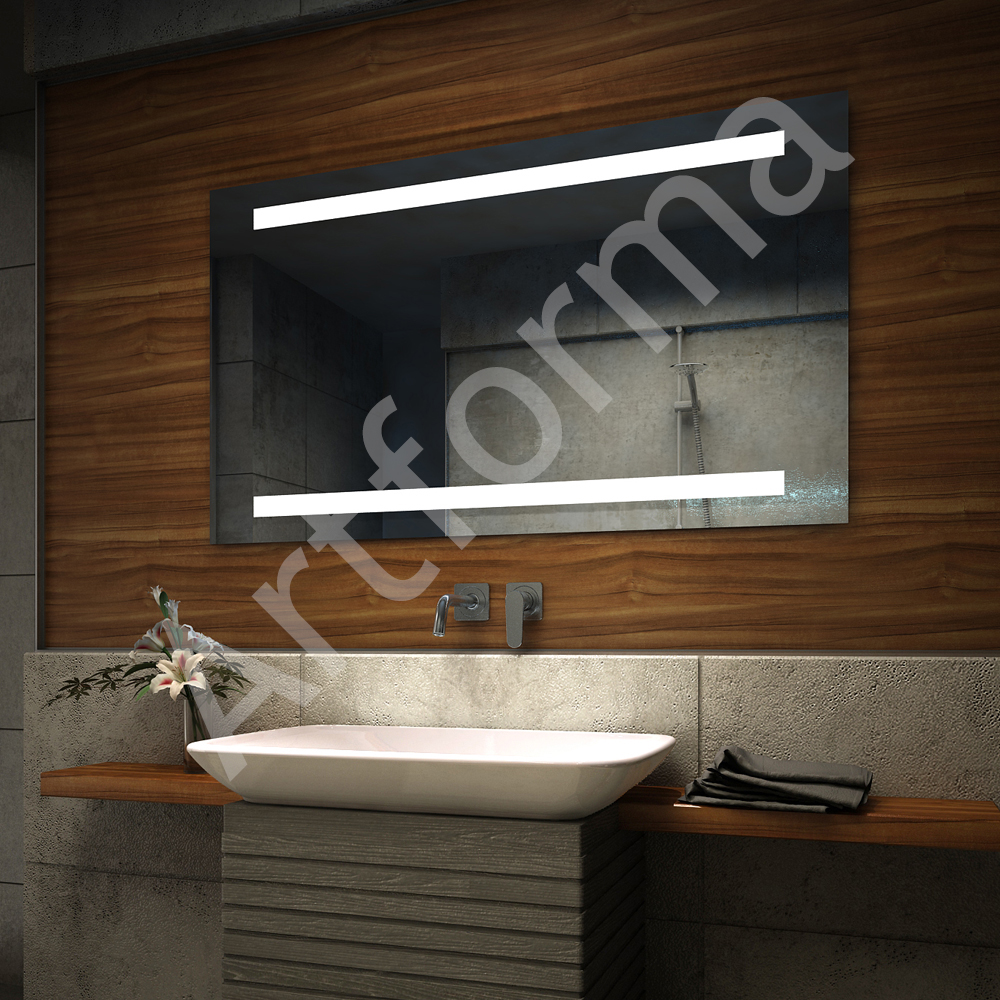 Illuminated Bathroom Mirror Led Illuminated Bathroom Mirror Buy Mirror Illuminated Mirror Product On Alibaba