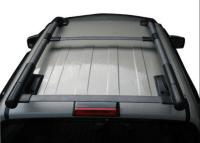 Aluminum alloy car foor rack roof bar kit for Navara D40 ...