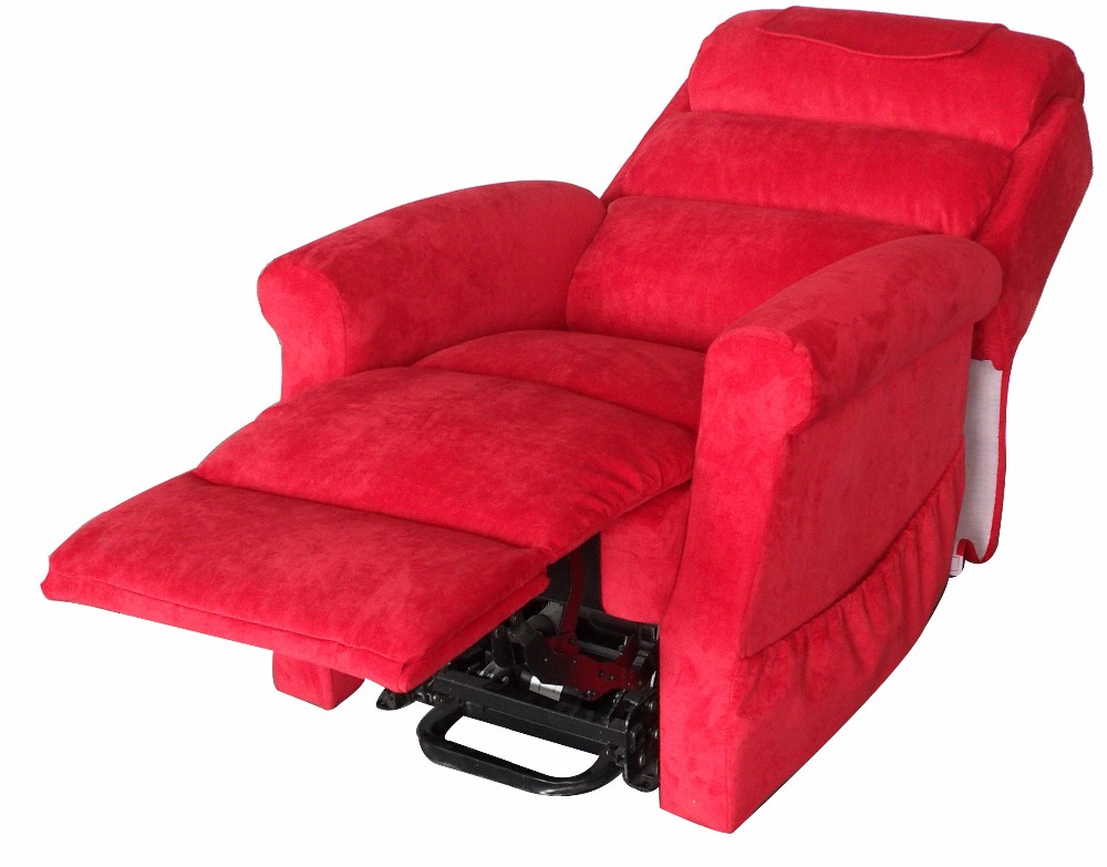 electric recliner sofa chair motor ashley darcy review indoor body massager machine lift ...