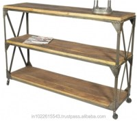 Vintage Industrial Furniture,Industrial Style Bookcases ...