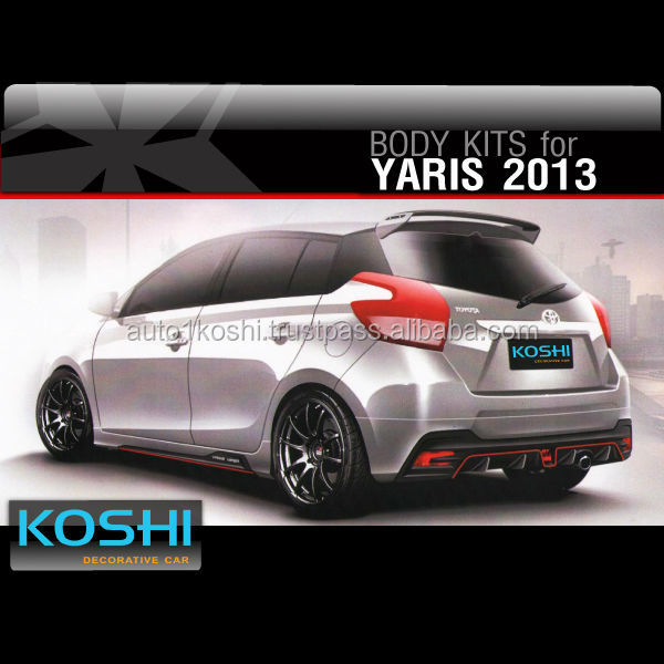 brand new toyota altis price all vellfire 2.5 zg edition koshi sport body kit for yaris 2013 v.1 - buy ...