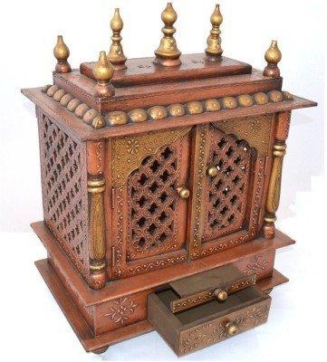 Home Wooden Temple Design. Pooja Room Mandir Designs Home Wooden Temple  Design
