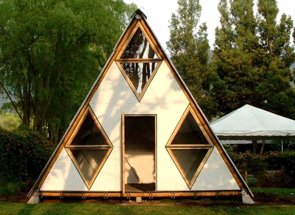 Prefabricated Bamboo Cottages  Buy Wooden CottagePrefab