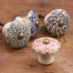 Kitchen Cabinet Designs In India Plates To Hang On Wall Ceramic Door Knobs/wholesale Decorative Colorful Knobs/for ...